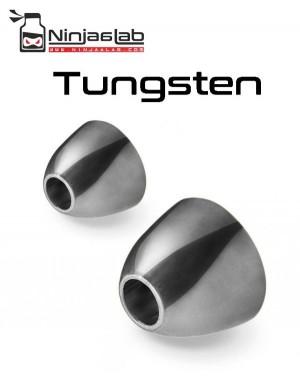 Coneheads Tungsteno Argento