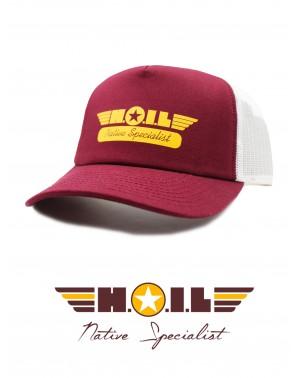 Cappellino con visiera The H.O.I.L. Company