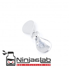 Turbo Propeller Silver