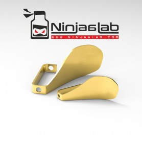 Spinner Blades Type R - Gold