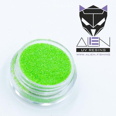 Alien Sand Green