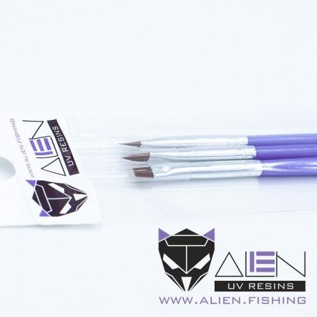 Alien Brushes