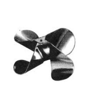 Palette  Quadruple tipo Buzz Alluminio - 1/2 OZ
