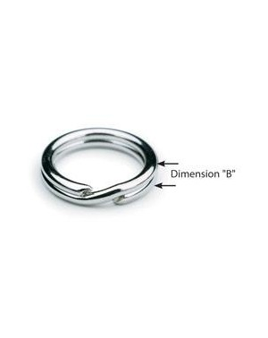 Split Ring - Size 1