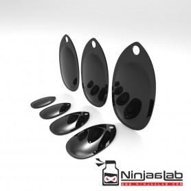 French Spinner Blades Black