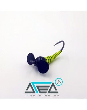 AREA Spin Ventiventi - blackyellow