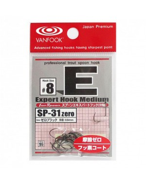 Vanfook Expert Hook SP-31ZERO