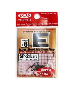 Vanfook Expert Hook SP-21ZERO