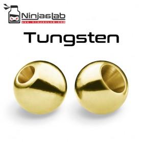 Palline Tungsteno Oro