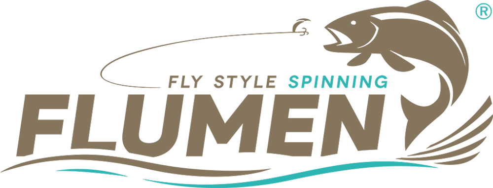 Flumen Fly Style Spinning - Esche artificiali per pesca Spinning e Casting outdoor e Trout Area Game