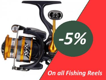 Promo Fishing Reels